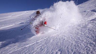 Ski à Guzet en Ariège Pyrénées