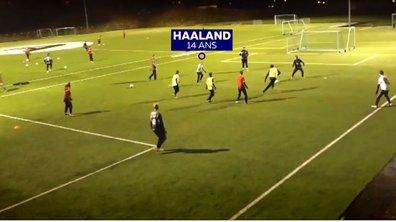 """""""En 10 secondes, j'ai compris qu'il était très fort"""" : Erling Haaland vu par son 1er entraîneur"""