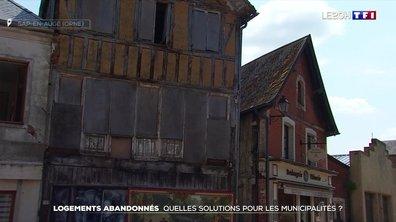 Habitations abandonnées : quelles solutions pour les municipalités ?