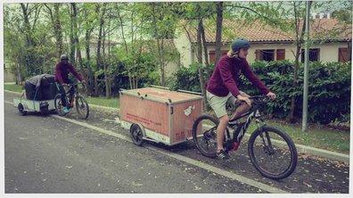 Habitons demain - Les déménagements à vélo