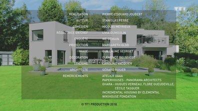 Habitons demain - Une maison open source