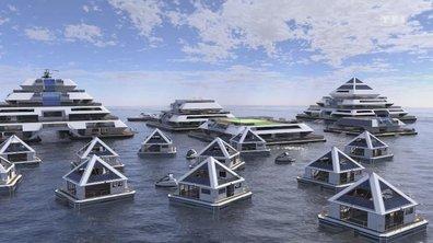 Habitons demain - Les quartiers flottants