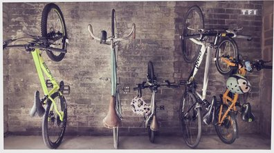 Habitons demain - Rangements à vélo