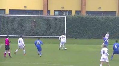 """Insolite : Hachim Mastour, le futur """" Messi italo-marocain """" ? (vidéo)"""