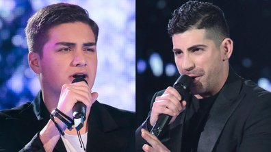 "THE VOICE 2020 - Hakob VS Tirso Rafael chantent ""Chanter"" de Florent Pagny"