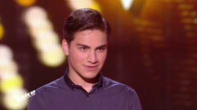 The Voice 2020 - Hakob séduit Pascal Obispo en chantant du Lara Fabian