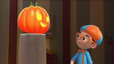 Galette d'Halloween