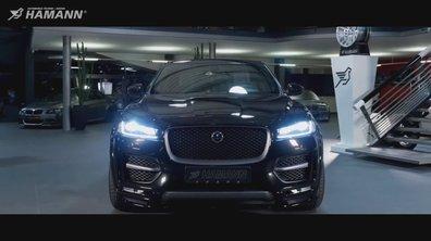 Tuning : Hamann revisite le Jaguar F-Pace