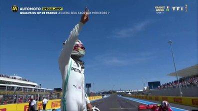 Qualifs GP de France : Leclerc seul face aux Mercedes ?