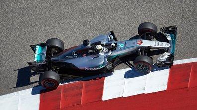F1 - GP d'Austin 2016 : Lewis Hamilton, gare au départ
