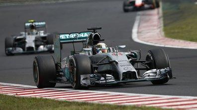 F1 - Essais 1 GP Belgique 2014 : Avantage Nico Rosberg