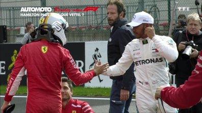 Rendez-vous F1 - Hamilton plus fort que Vettel ?