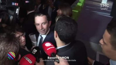 """Hamon à Lille : """"tes discours, tu pourrais les faire un peu plus.. courts ?"""""""