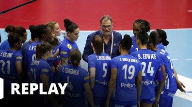 Euro féminin de Handball - France / Slovénie