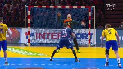 France - Suède : 6/6 au penalty pour Mahé