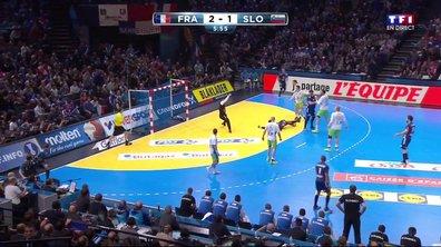 France-Slovénie : Deuxième but d'affilée de Nedim Remili !