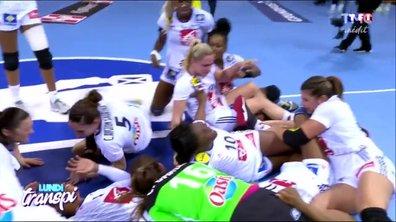 Lundi Transpi : les handballeuses, championnes de Twister