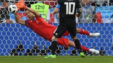Le fabuleux destin de Hannes Halldórsson, le gardien islandais qui a dégoûté Messi