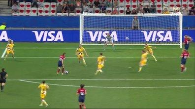 Norvège - Australie (1 - 1) : Voir l'occasion de Graham Hansen en vidéo