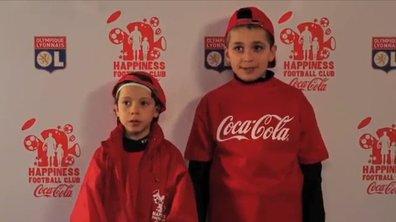 Happiness Football Club : Lyon - Bordeaux vu par les enfants