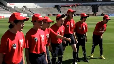 Happiness Football Club : Bordeaux - PSG vu par les enfants