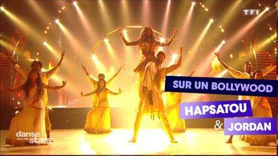 Sur un Bollywood, Hapsatou Sy et Jordan Mouillerac (Jay Ho)