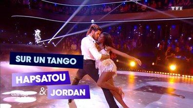 Sur un Tango, Hapsatou Sy et Jordan Mouillerac (Skyfall)