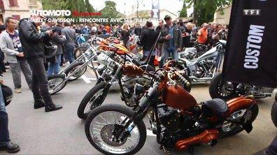"""Harley-Davidson : Rencontre avec ses """"bad-girls"""" !"""