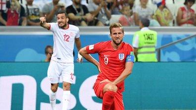 Tunisie-Angleterre (0-1) : l'ouverture du score à bout portant de Kane