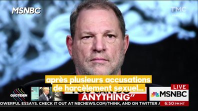 Harvey Weinstein : les suites de l'affaire