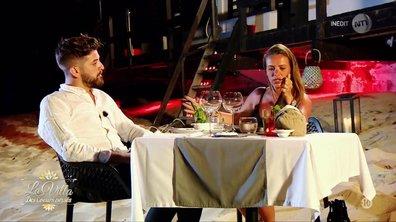 HAUTE-TENSION : Le dîner romantique tourne mal