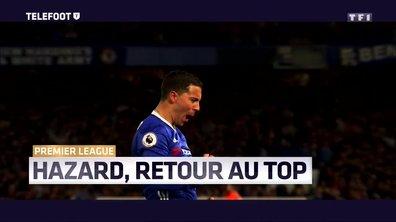 """[Exclu Téléfoot 16/04] - Hazard : """"Il fallait juste reprendre le plaisir de jouer"""""""