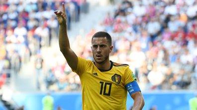 """Belgique-Angleterre (2-0) : la """"petite finale"""" en un coup d'œil"""