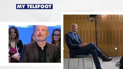 MyTELEFOOT - Bonus : les coulisses de l'interview d'Hazard