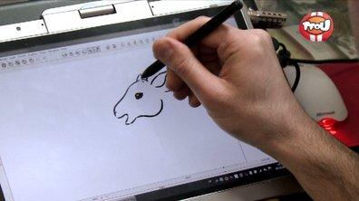 Bonus : Apprends à dessiner Blanchette