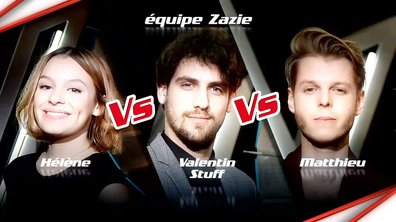 Hélène VS Valentin Stuff VS Matthieu – Epreuve Ultime (Saison 6)