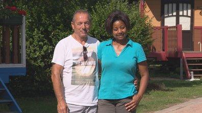 Helizete et Jean-Luc, les candidats du mardi