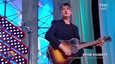 "Pete Doherty - ""Hell To Pay At The Gates Of Heaven"" en live dans Quotidien"