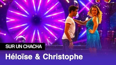 Heloïse Martin et Christophe Licata l Mamma Mia l Chacha