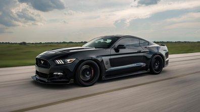 La Ford Mustang GT par Hennessey : tout pour la puissance !
