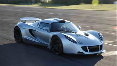 Hennessey Venom GT : une anglo-américaine jusqu'à 1.200 chevaux !