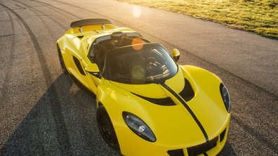 Hennessey Venom GT 2016 : 1.470 ch et 450 km/h ?