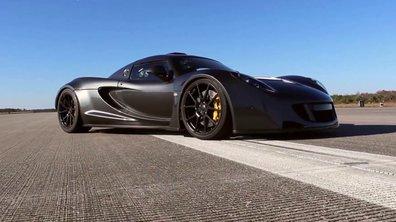 Hennessey Venom GT : une vitesse de 435,22 km/h !