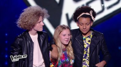 Justine, Charlie, Henri et Louis Bertignac reprennent « All You Need Is Love » des Beatles
