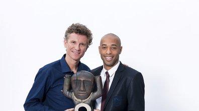 Thierry Henry fan de Moundir