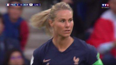 France - Corée du Sud (0 - 0) : Voir la première occasion d'Henry en vidéo