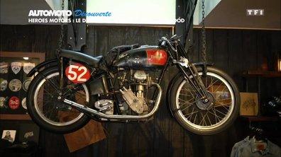 Découverte - Heroes Motors : le designer moto préféré d'Hollywood