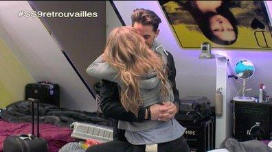 Rémi et Emilie amoureux, ils affichent leur bonheur