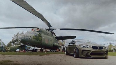 "Tuning : Une BMW M2 ""F22 Eurofighter"" de 831 ch par HGK Motorsport"