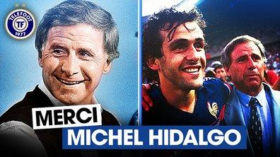 On vous raconte tout : l'Euro 84 ou la France qui gagne... merci Michel Hidalgo